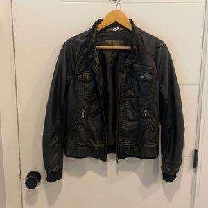 Ci Sono Black jacket size large
